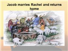 Jacob marries Rachel