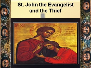 st john the thief
