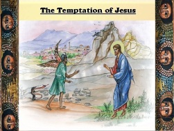 tempetation of Jesus