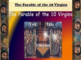 ten virgins