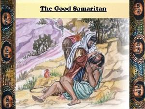 The good samaritian
