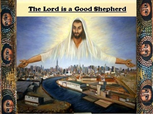 The Lord is a good Shepherd